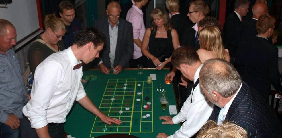 Croupier / Casino Personeel Inhuren Ter Aar - Nieuwkoop