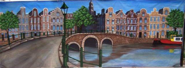 Decordoek Amsterdam huren Ter Aar - Nieuwkoop