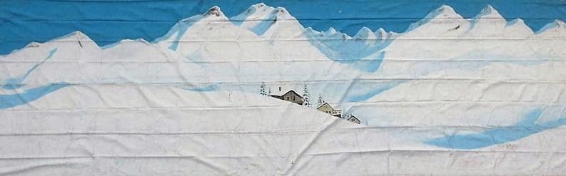 Decordoek Après-Ski huren Ter Aar - Nieuwkoop