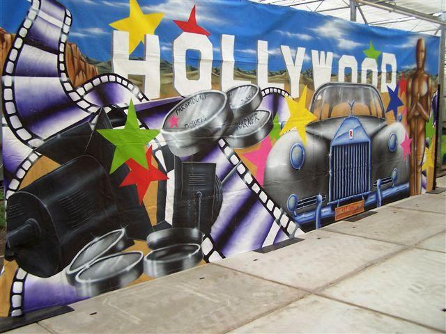 Decordoek Hollywood huren Ter Aar - Nieuwkoop