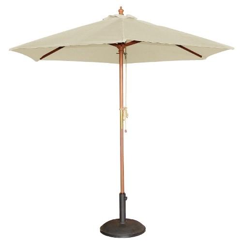Party Parasol Creme huren Ter Aar - Nieuwkoop