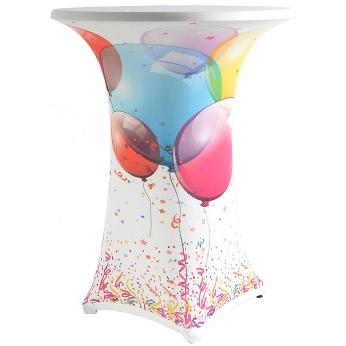 Statafelhoes Party met Ballonnen huren Ter Aar - Nieuwkoop