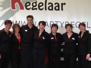 Party Regelaar Catering Team