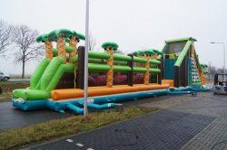 Stormbaan Jumping Balls huren Ter Aar - Nieuwkoop