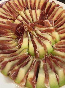 Meloen met Rauwe Ham bestellen Ter Aar - Nieuwkoop