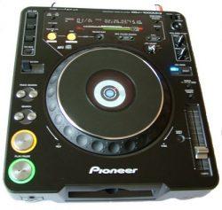 Pioneer CD speler CDJ-1000MK3 huren Ter Aar - Nieuwkoop