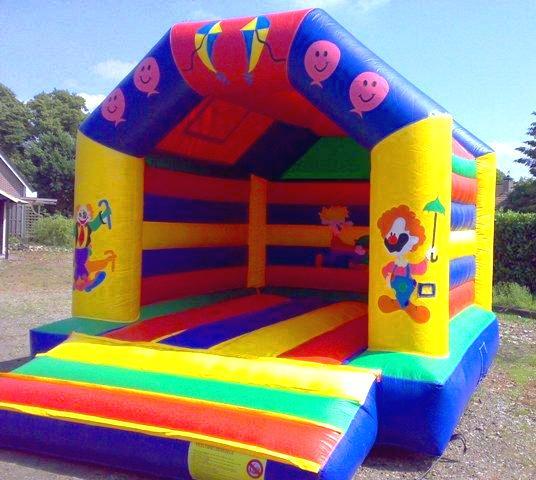 Springkussen Circus huren Ter Aar - Nieuwkoop