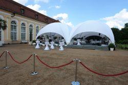 Dome Tent huren Ter Aar - Nieuwkoop (1)