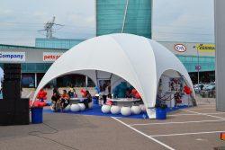 Dome Tent huren Ter Aar - Nieuwkoop (2)