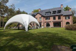 Dome Tent huren Ter Aar - Nieuwkoop (4)